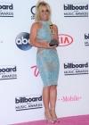 Брітні Спірс вразила прозорою сукнею на Billboard