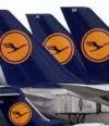 Lufthansa скасовує 1300 рейсів через страйк