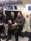Кейт Бланшетт з чоловіком проїхались у метро