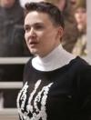 Савченко заявила, що частково втратила зір та слух
