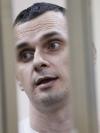 Активісти у Москві вивісили триметровий банер на підтримку Сенцова