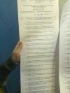 До виборів вже надрукували 53 мільйона бюлетенів