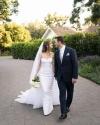 З'явилися нові фото з весілля доньки Шварценеггера