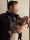 Ілон Маск поділився зворушливою фотографією з сином