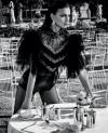 Ірина Шейк звабливо позувала для стильної фотосесії