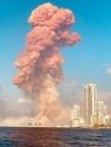 У Бейруті стався вибух: по всій столиці вибиті вікна