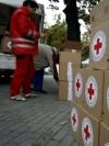Червоний Хрест відправив понад 11 тонн гумдопомоги на окупований Донбас