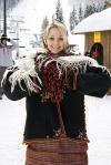 Арина Домски каталась на снегоходе в Карпатах(ФОТО)</a>