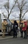 З окупованого Донецька вивезли 13 засуджених (фото)